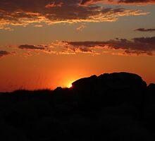Pilbara... by Colin Binks