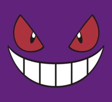 Gengar Face by dbizal