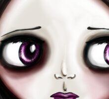 Goth Blythe Doll Sticker