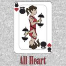 ALL HEART by reggie brown