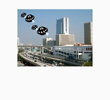 Aliens invade downtown Miami Unisex T-Shirt