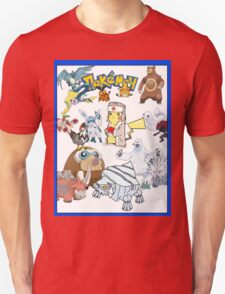 Pokemon Soviet Red Version T-Shirt