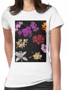 Beautiful Orchids Award Winning Womens Fitted T-Shirt