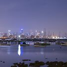 Williamstown Waterfront #1 by axemangraphics