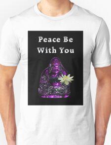 Buddah Lotus Flower T-Shirt