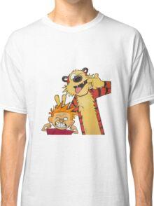 calvin and hobbes yucks Classic T-Shirt