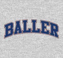 Baller by David Ayala