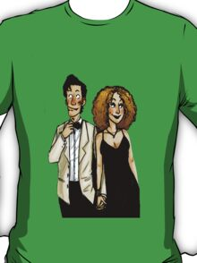 River Song and The doctor T-Shirt