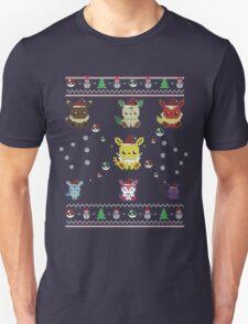 Ugly Christmas Sweatshirt- Poke' ugly christmas-Ugly Christmas Gifts T-Shirt