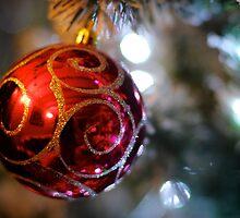 Christmas Bauble by Matt Keil