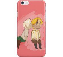 I like you iPhone Case/Skin