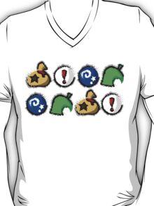 Distressed Animal Crossing Items 2  T-Shirt