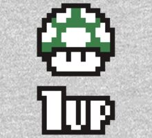 1up One Piece - Long Sleeve