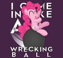 Wrecking Ball Pinkie Pie Unisex T-Shirt