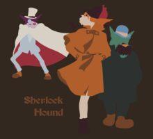 Sherlock Hound by clockworkheart