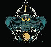 Owl Key by Kauan Panda