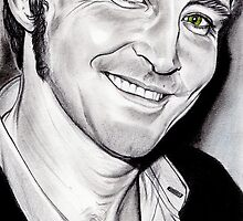 Lee PACE, irresistible smile by jos2507