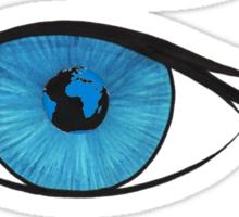 John Panu - Eye Eye, Captain Sticker