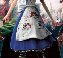 Alice: Madness Returns Sticker