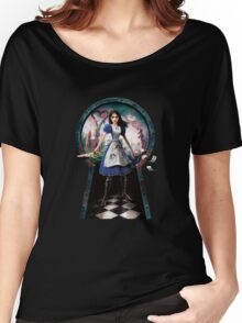 Alice: Madness Returns Women's Relaxed Fit T-Shirt