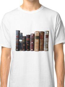 Book shelf Classic T-Shirt