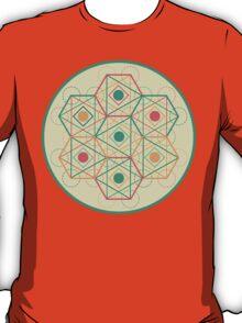 Circle, Square, Triangle T-Shirt