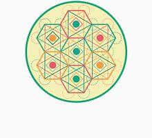 Circle, Square, Triangle Unisex T-Shirt