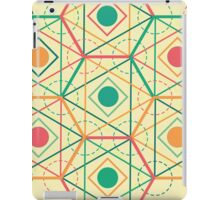 Circle, Square, Triangle iPad Case/Skin