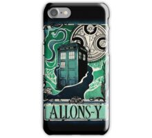 Dr. Who Nouveau iPhone Case/Skin