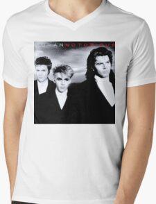 Vintage Duran Duran Notorious Mens V-Neck T-Shirt