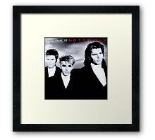 Vintage Duran Duran Notorious Framed Print