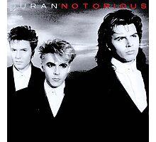 Vintage Duran Duran Notorious Photographic Print