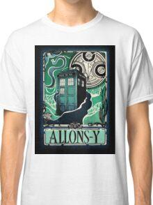 Dr. Who Nouveau Classic T-Shirt