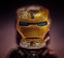 Iron Miniman by PaperPlanet