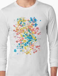 Squares Long Sleeve T-Shirt