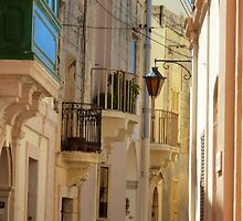 Maltese Streetscape by Dansam1