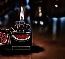 HDR Zippo by MalteWiggers