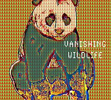 Giant Panda#4 by Dick  Iacovello