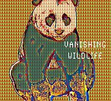 Giant Panda#4 by Dick  Iacovello