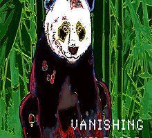 Giant Panda#7 by Dick  Iacovello