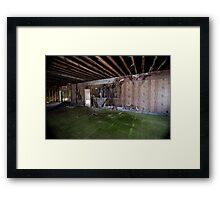 Cheap Rent Framed Print