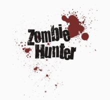 Zombie Hunter by BholdBrett