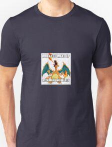 Charizard's Got Morning Breath T-Shirt
