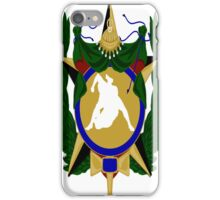 Brazilian Martial Arts iPhone Case/Skin