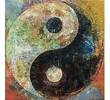 Yin and Yang Photographic Print