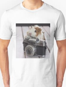 Guinea photographer Unisex T-Shirt