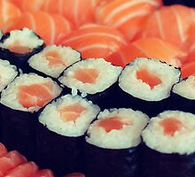 Sushi Lover by stdio