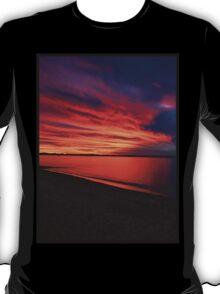 Sunset Blood Red T-Shirt