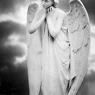 Hopeful Angel by olga zamora