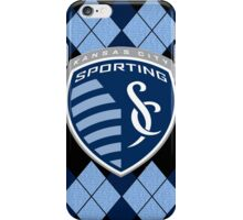 Sporting KC iPhone Case/Skin